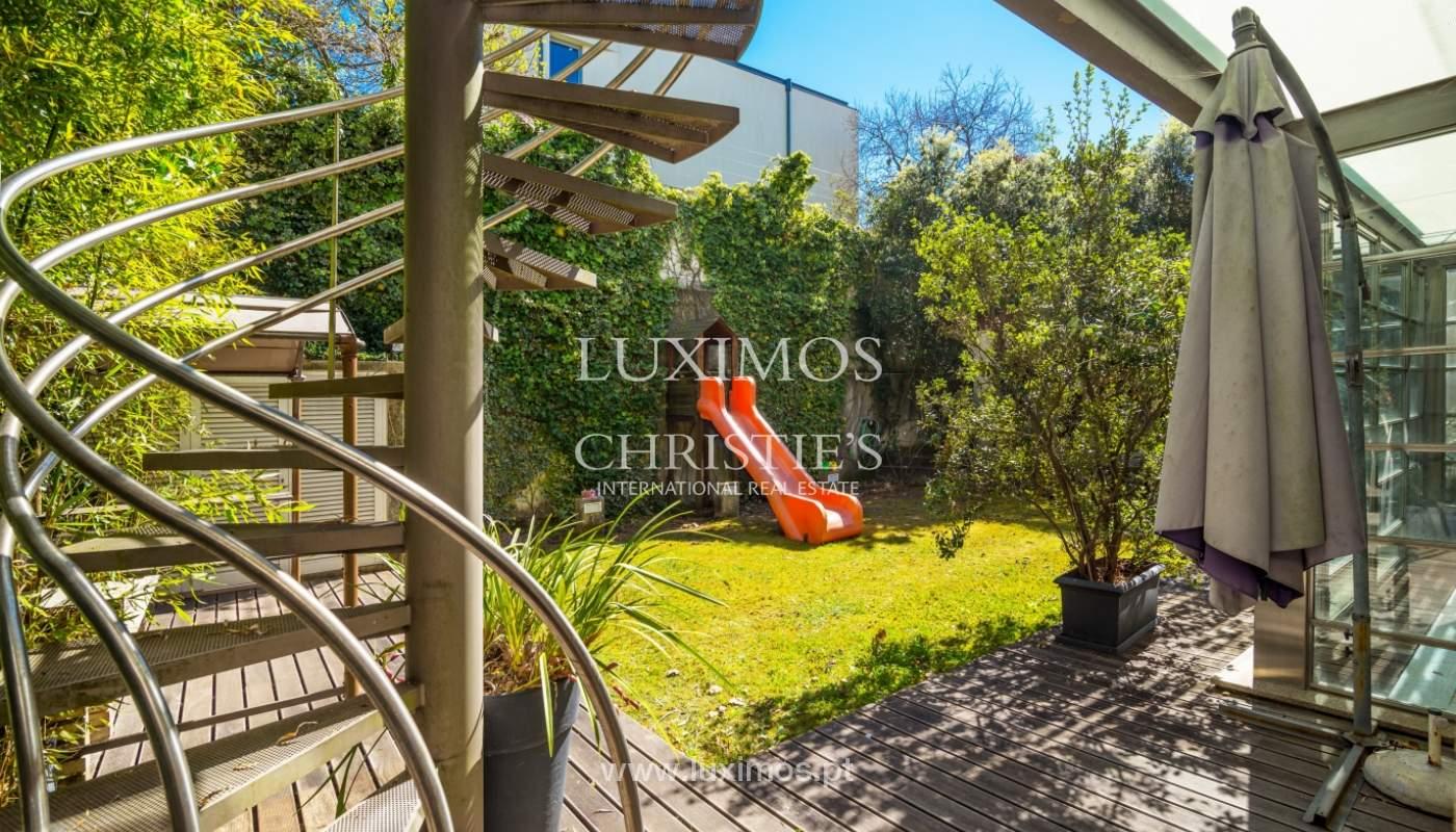 Venta vivienda contemporánea con piscina y jardín, V. N. Gaia, Portugal_99954
