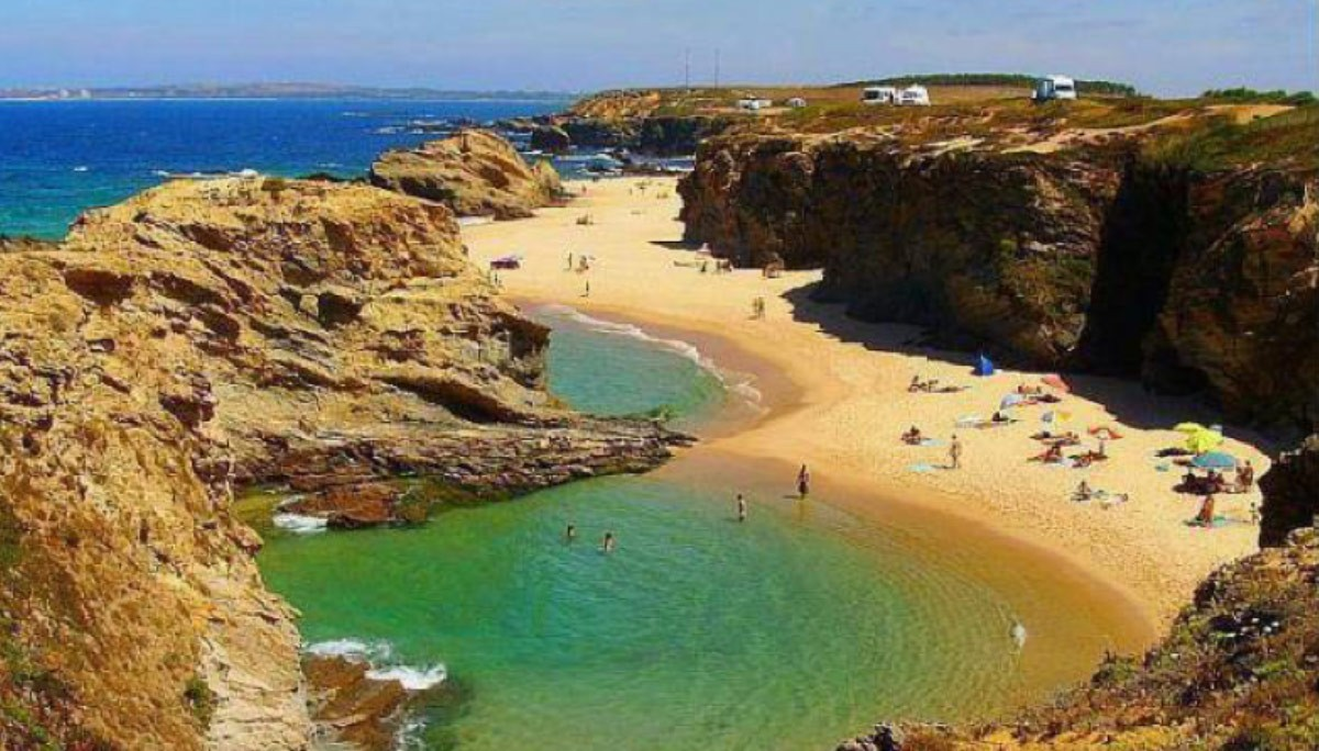 A costa secreta do Algarve