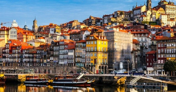 Porto is one of the best cities in the world to live telecommuting