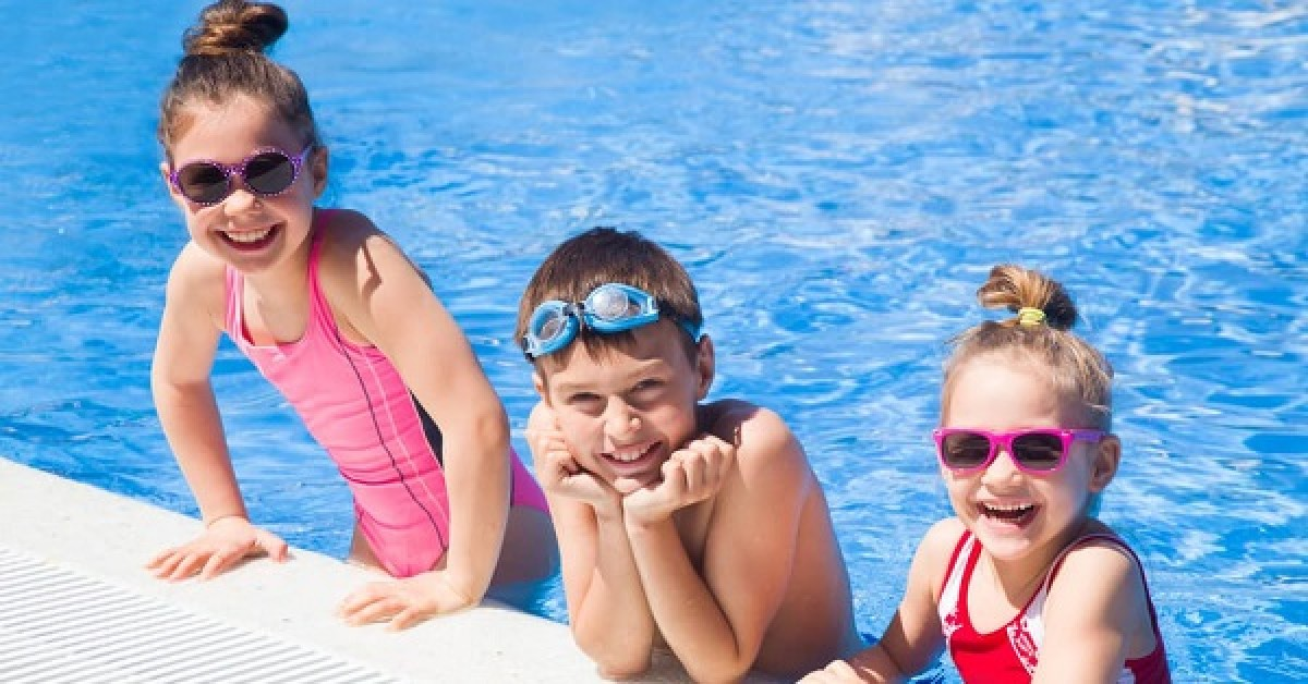 Do you know how to keep everyone safe in the pool area?