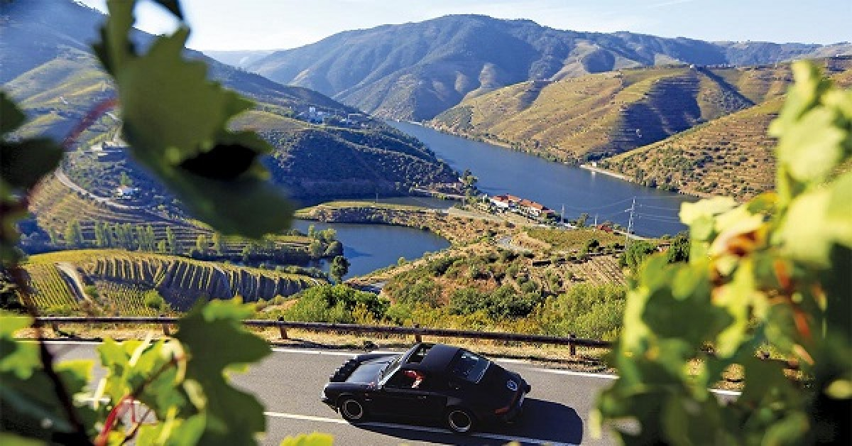 Portugal elected the best European country for a road trip