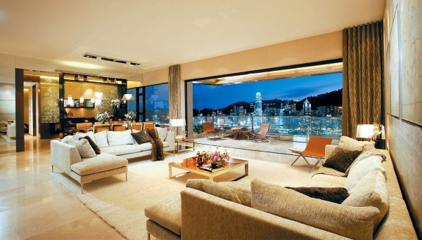 Penthouse - The apartment that defines the new luxury real estate style in Porto